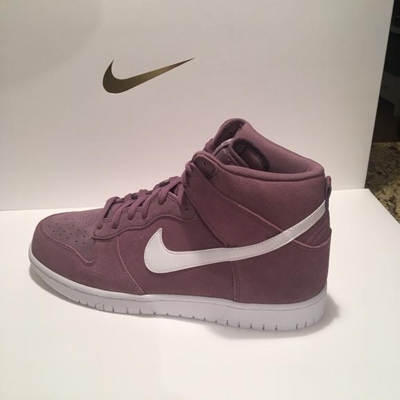 New Nike Dunk High Men's size 10
